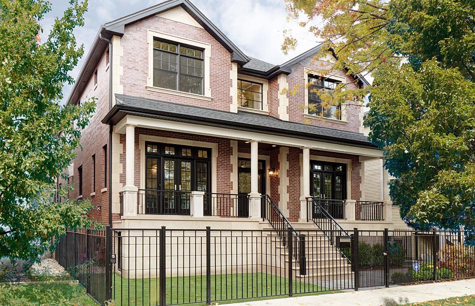 Ak Custom Homes Chicago Custom Builder Of Luxury Single